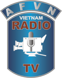 (AFVN) American Forces Vietnam Network Decal