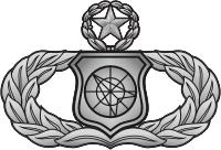 AF Weapons Director Master Decal