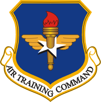 Air Training Command Decal