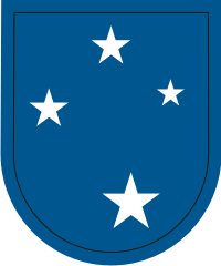 23rd Infantry Division Americal Decal