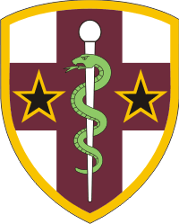 AMEDD Professional Management Command (APMC) Decal