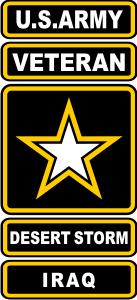 Army Of One Veteran Campaign 2 Decal
