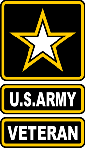 Army of One Veteran Decal