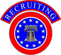 U.S. Army Recruiter Decal