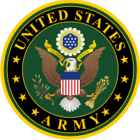 Army Seal (v2) Decal