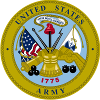 Army Seal Decal