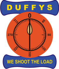 Army Security Agency Duffys Radio Direction Finders Decal