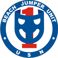 Beach Jumpers Unit 1 Decal