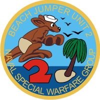 Beach Jumpers Unit 2 Decal