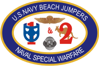 Beach Jumpers Association Decal