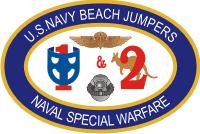 Beach Jumpers Association Decal