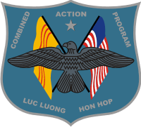 Combined Action Program Decal