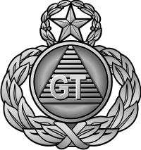 Civil Air Patrol Master Ground Team Decal