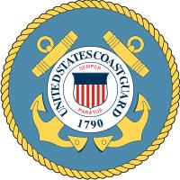 Coast Guard Seal Decal