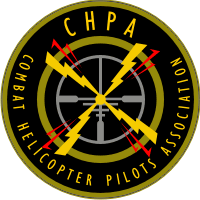 Combat Helicopter Pilots Assoc CHPA Decal