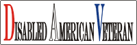 Disabled American Veterans (Text) Decal