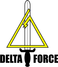 Delta Force 2 Decal