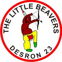 DESRON-23 Destroyer Squadron 23 Decal