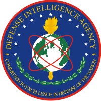 Defense Intelligence Agency Decal