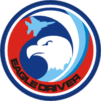 Eagle Driver Decal