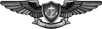 Navy Enlisted Aviation Warfare Specialist Decal