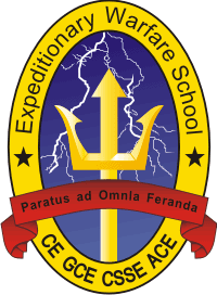 Expeditionary War School Decal