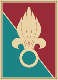 French Foreign Legion - 1 Decal