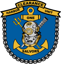 Harbor Clearance Unit 1 Decal