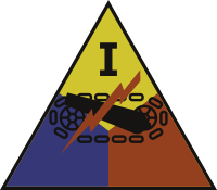 I Corps Armor Decal