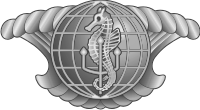 IUSS Navy Integrated Undersea Surveillance System Enlisted Decal
