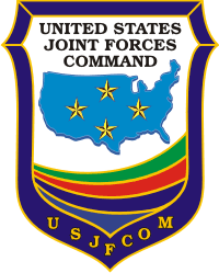 Joint Forces Command JFCOM Decal