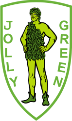 Jolly Green Decal