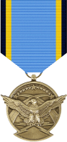 Aerial Achievement Medal Decal