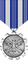 Air Force Achievement Medal Decal