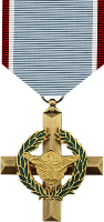 Air Force Cross Medal Decal