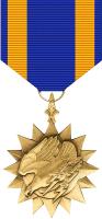 Air Medal Decal
