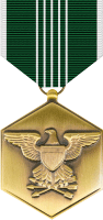 Army Commendation Medal Decal