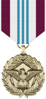 Defense Meritorious Service Medal Decal