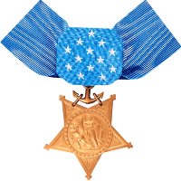 Navy Medal of Honor Decal