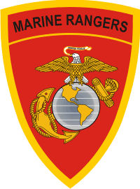 Marine Rangers Decal