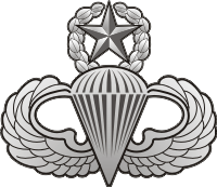Master Jump Wings (Silver) Decal