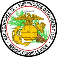 Marine Corps League Detachment 1189 Decal