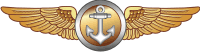 Naval Aviation Observer Badge Decal
