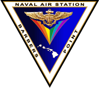 Naval Air Station Barbers Point Decal