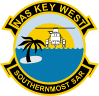Naval Air Station Key West Southernmost SAR Decal