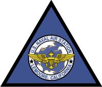 Naval Air Station Lemoore Decal