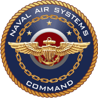 Naval Air Systems Command - 2 Decal
