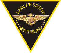 Naval Air Station North Island Decal