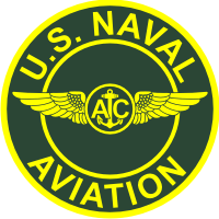 Naval Aircrew Patch (2) Decal