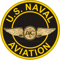 Naval Aircrew Patch Decal
